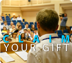 Claim Your Gift